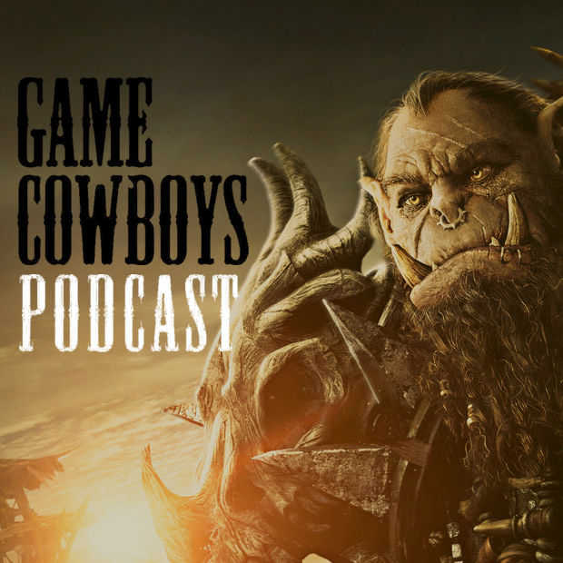 Gamecowboys podcast: Make Warcraft, not movies