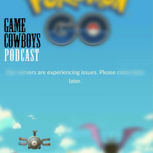 Gamecowboys podcast: Pokémon No Go