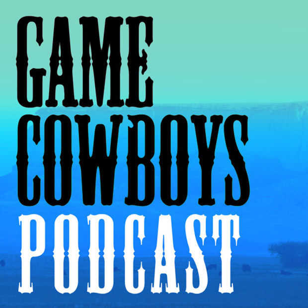 Gamecowboys podcast: Een norsige man (met Richard 'Skate' Simon)
