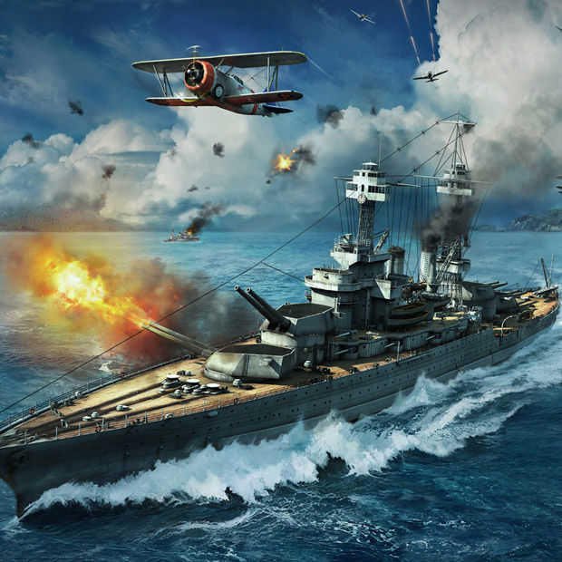 Gespeeld op Gamescom: World of Warships