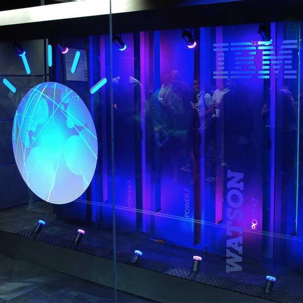 De zelflerende Watson technologie van IBM komt naar Nederland