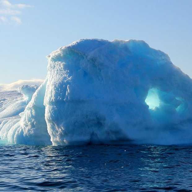 Groenland is in één dag 12,5 miljard ton ijs verloren