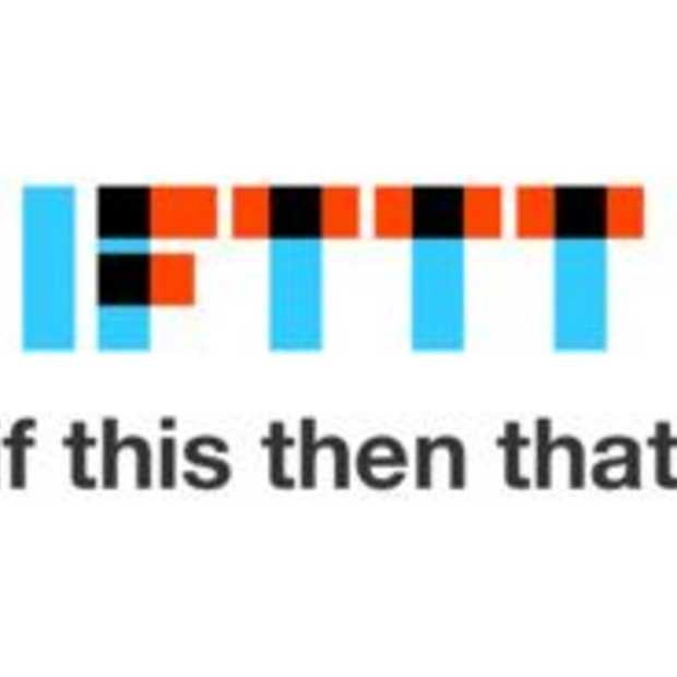 IFTTT beschikbaar voor iPhone