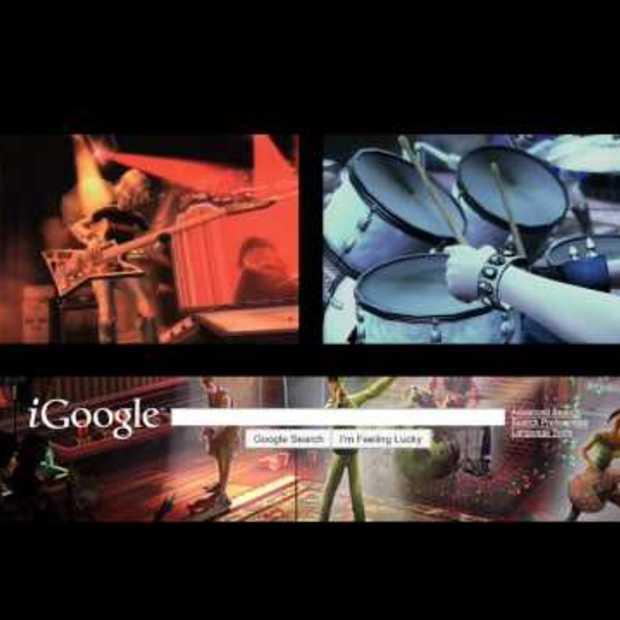 iGoogle Gaming Themes