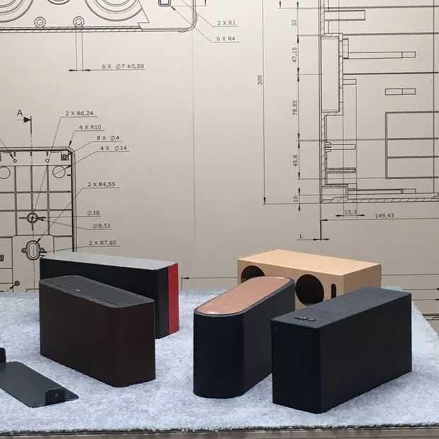 Ikea en Sonos gaan samen speakers maken en laten prototypes zien