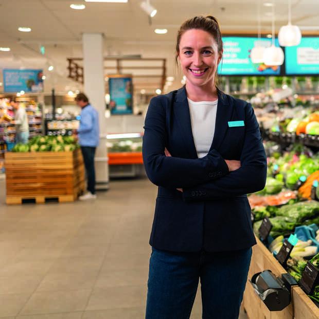 Albert Heijn heeft een nieuwe 'supermarktmanager' gevonden