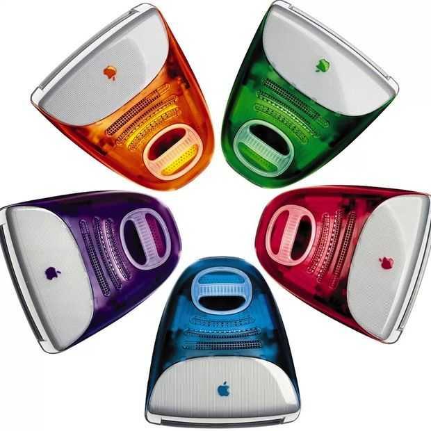 De eerste iMac veranderde 20 jaar geleden pc-design voor altijd