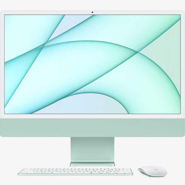 Waarom zoveel mensen de dure iMac van Apple hebben
