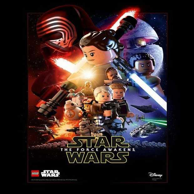 LEGO Star Wars: The Force Awakens: de bekende succesvolle formule