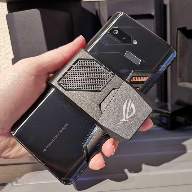 Dit is de opvolger van de Asus ROG Phone voor gamers