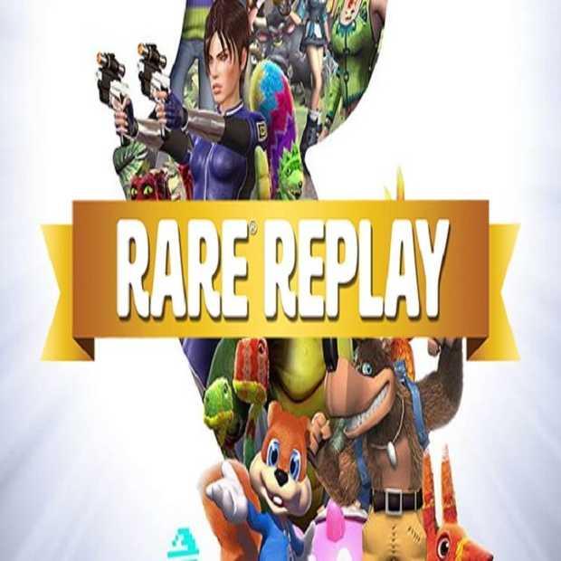 Rare Replay: ode aan zichzelf