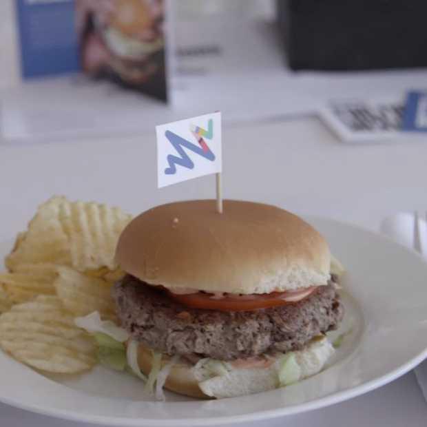 Impossible Foods maakt neppe hamburgers van planten