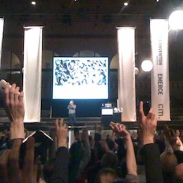 In 2013 zal het aantal mobiele verbindingen de wereldbevolking inhalen
