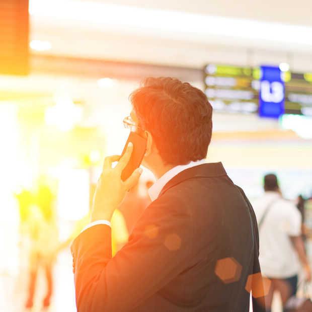 Goed idee in India: buitenlandse toeristen bij aankomst een SIM kaart geven