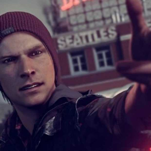 Infamous: Second Son is mooi gemiddeld