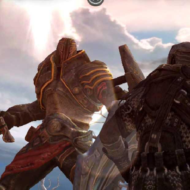 Infinity Blade: zo mooi kan mobile gaming zijn