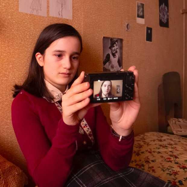 """Grootste influencer van de afgelopen 100 jaar gaat vloggen. """"Hallo ik ben Anne Frank"""""""