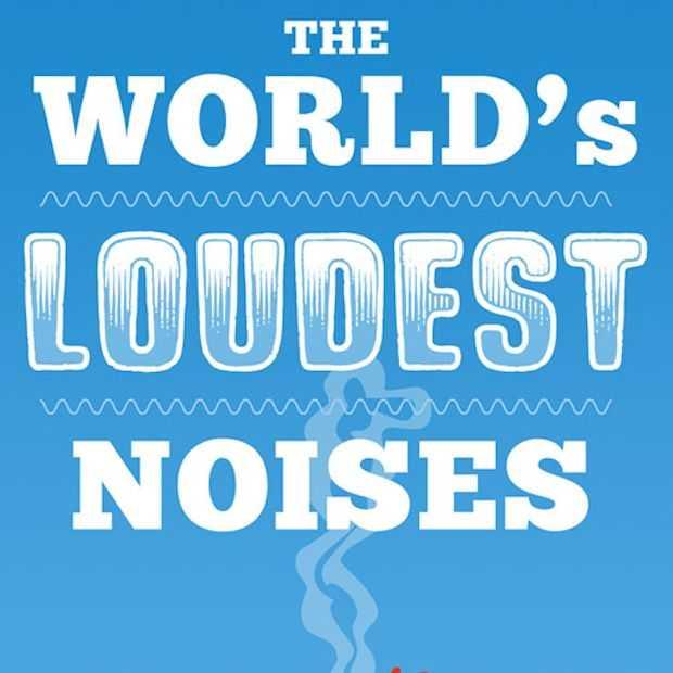 Infographic: de hardste geluiden ter wereld