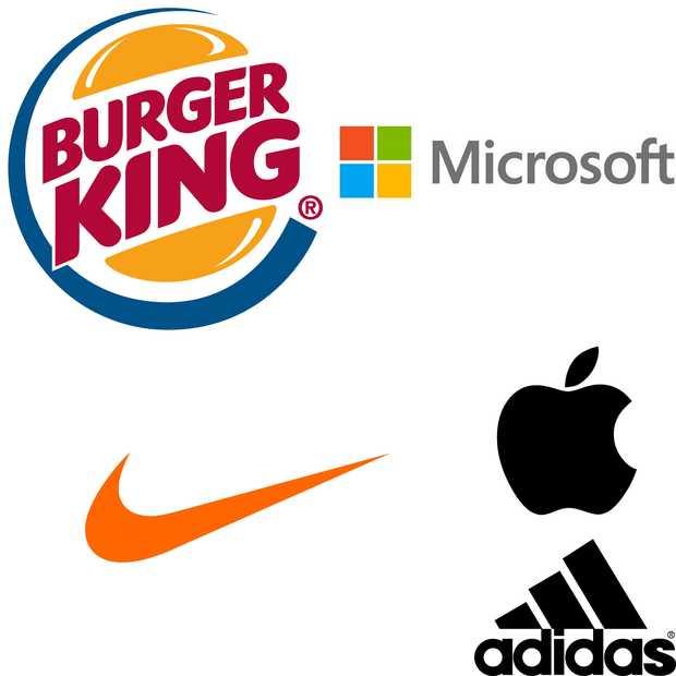 Infographic: het recept voor het perfecte logo