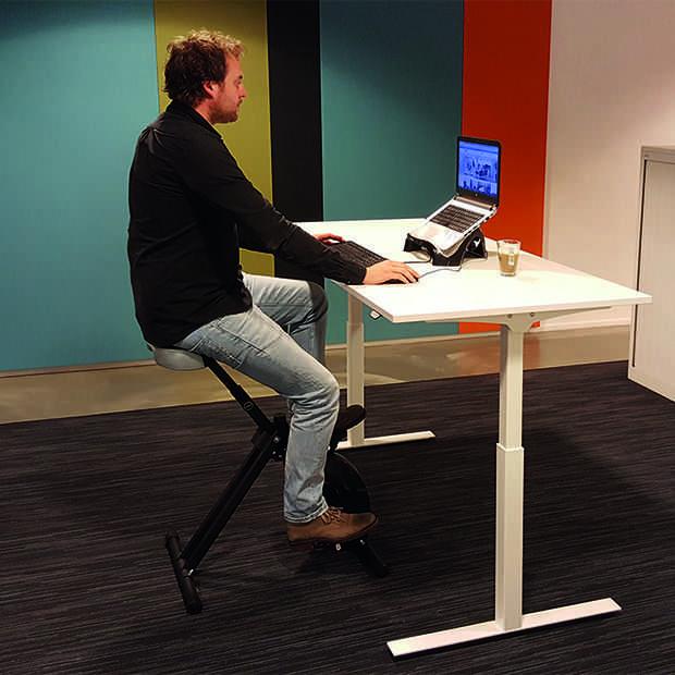 Met dit kantoormeubilair voldoe je nú al aan de nieuwe beweegrichtlijnen!