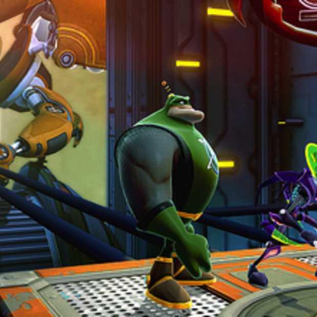 Insomniac kondigt vage Resistance 3 en 4-speler co-op Ratchet & Clank aan