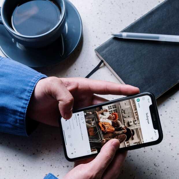 Instagram wil binnenkort foto's in je tijdlijn tonen van mensen die je niet kent