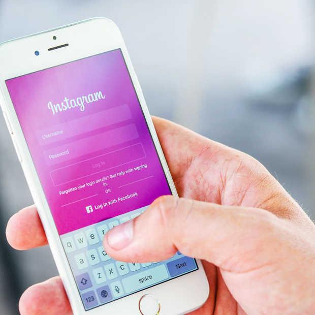 Facebook bewaarde miljoenen onbeveiligde Instagram wachtwoorden