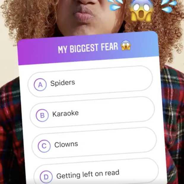 Nieuwe functie met quizvragen beschikbaar op Instagram Stories