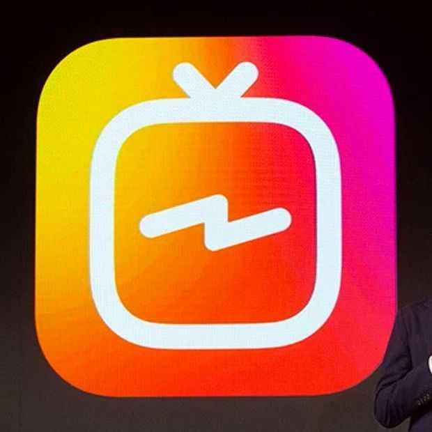Instagram lanceert IGTV voor het delen van video's tot 60 minuten