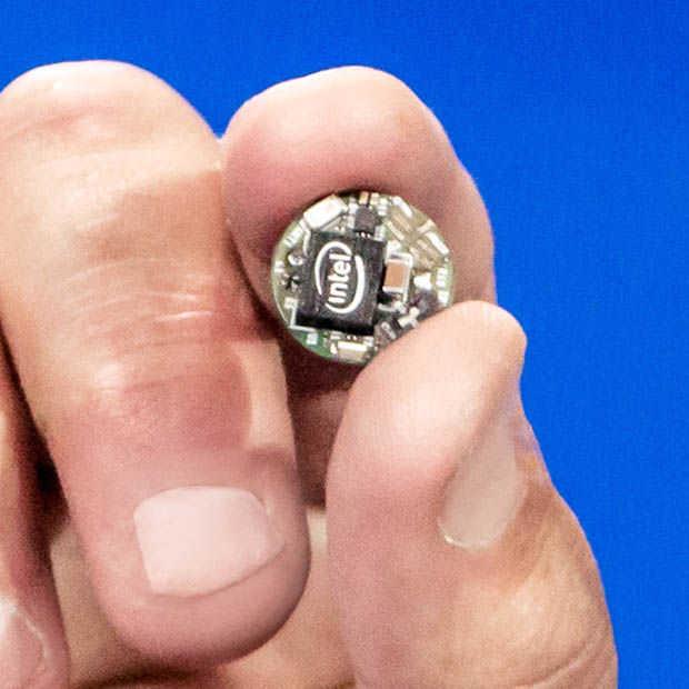Intel toont op CES 2015 de toekomst van computing
