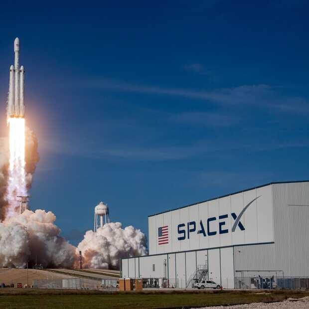 We zijn weer een stap dichterbij internet uit de ruimte