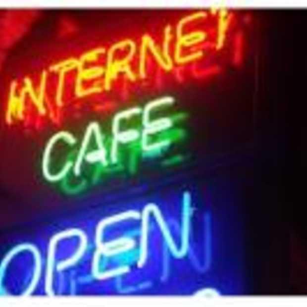 Internetcafés Ingehaald door de Tijd
