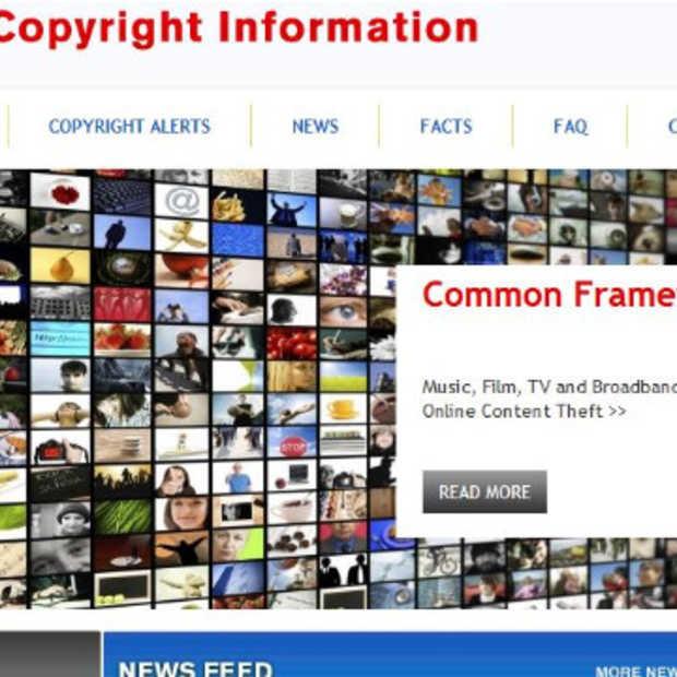 Internetproviders waarschuwen klanten voor piraterij