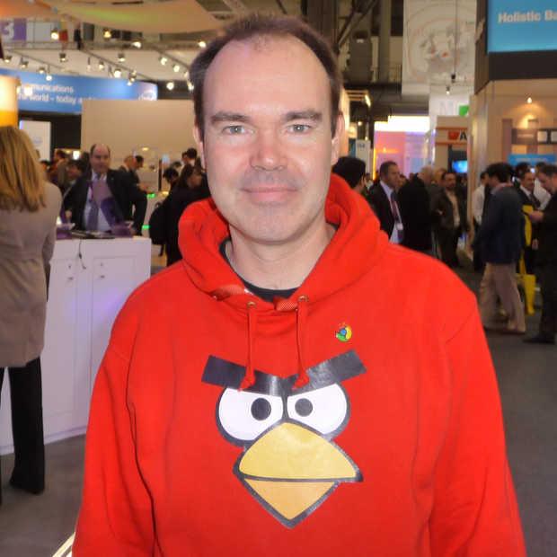 """Interview: Peter Vesterbacka, ontwikkelaar en """"Mighty Eagle"""" van Angry Birds"""