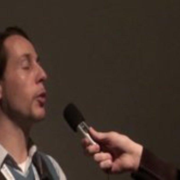 Interview met Peter van der Graaf op SES London