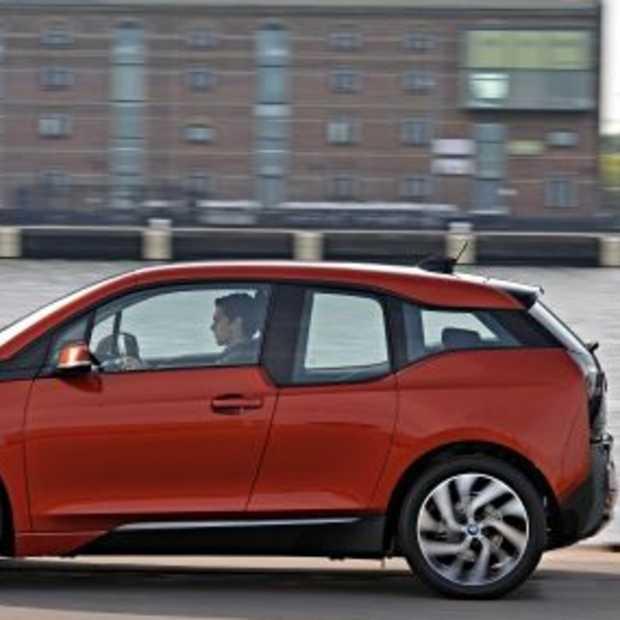 Introductie nieuwe duurzame BMW i3 in Nederland.