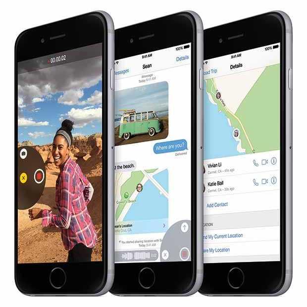 Vandaag komt iOS 8 beschikbaar