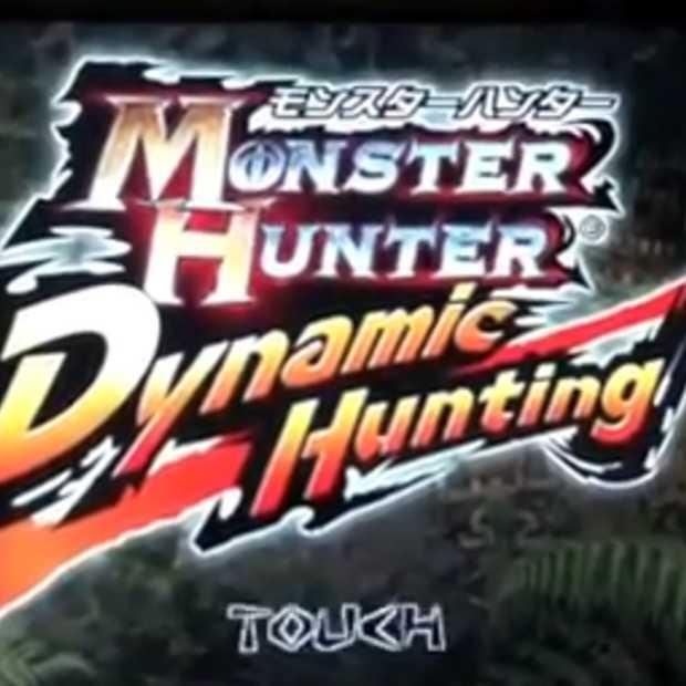 iOS krijgt Monster Hunter game