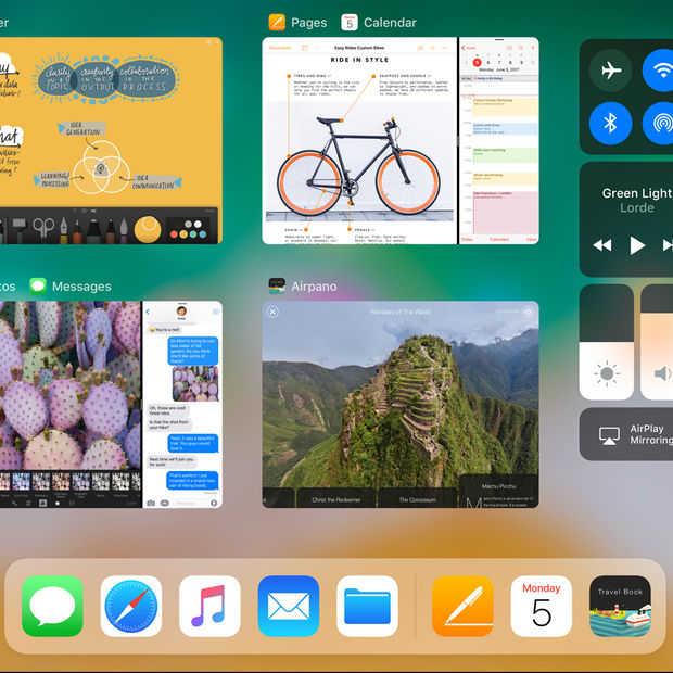Apple's iOS 11 en Watch OS 4 veranderen flink wat in het najaar