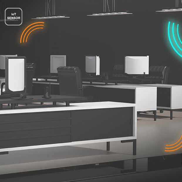 TU Delft startup haalt stroom uit WiFi signalen