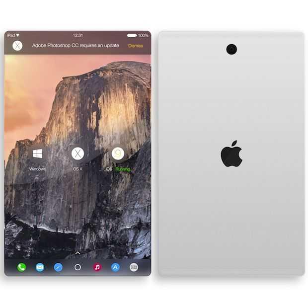 Wordt de iPad Air Plus kleiner dan gedacht?