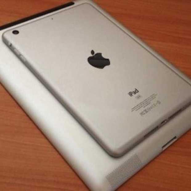 iPad Mini vanaf 2 november beschikbaar