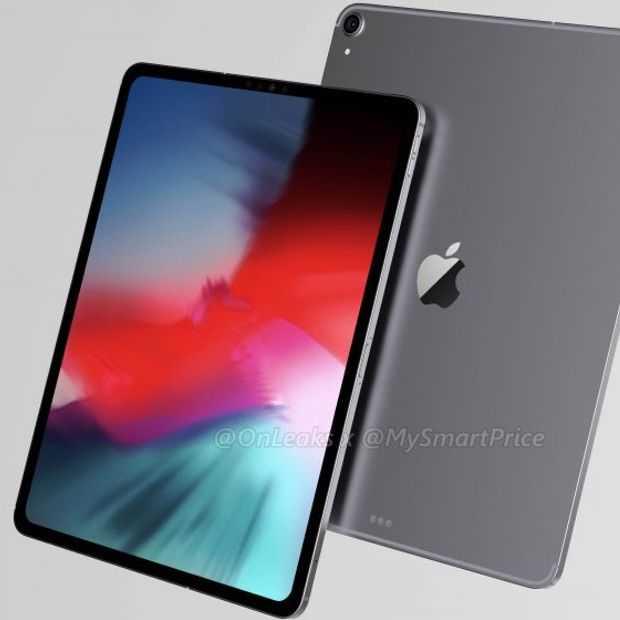 Is dit hoe de nieuwe iPads er gaan uitzien?