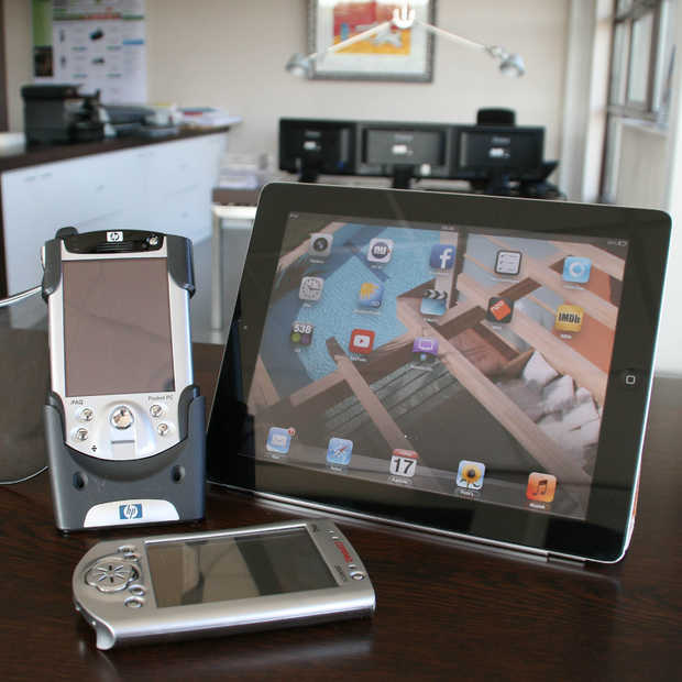 iPAQ vs iPad: wat is goed product design?