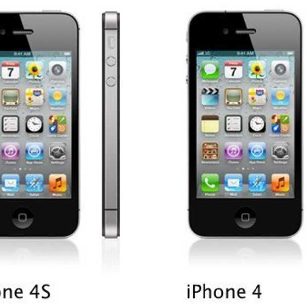 iPhone 4 vs iPhone 4S [Infographic]