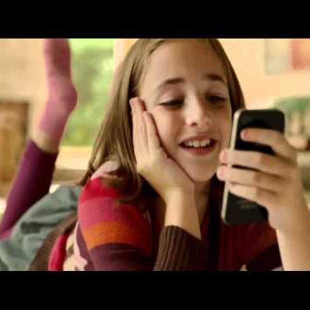 Eerste iPhone 4S tv-commercial