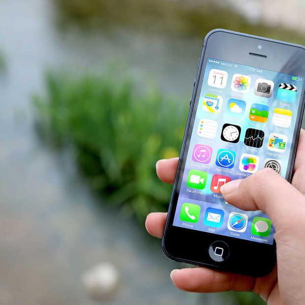 Maak je nog gebruik van een iPhone 5? Update dan snel naar de nieuwste iOS-versie!