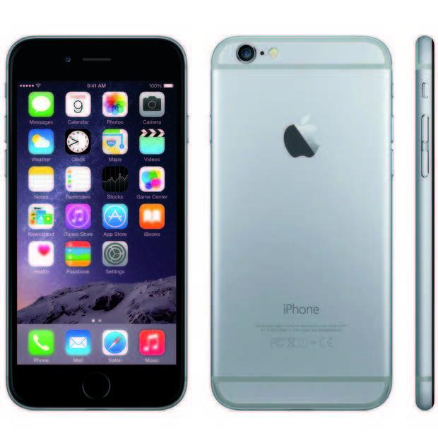 De reden waarom de iPhone 6 geen saffierscherm heeft