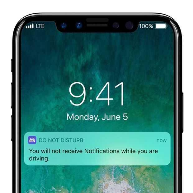 Apple lijkt het niet geregeld te krijgen met de nieuwe iPhone 8 (X)