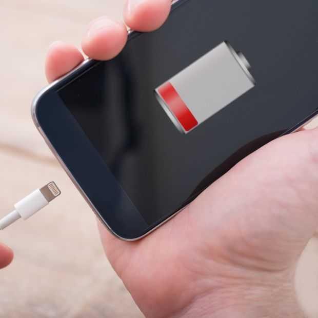 Batterij supersnel leeg op je iPhone? Kan YouTube schuld zijn!